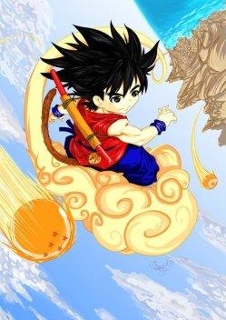 Fanart_Goku_by_Archiri