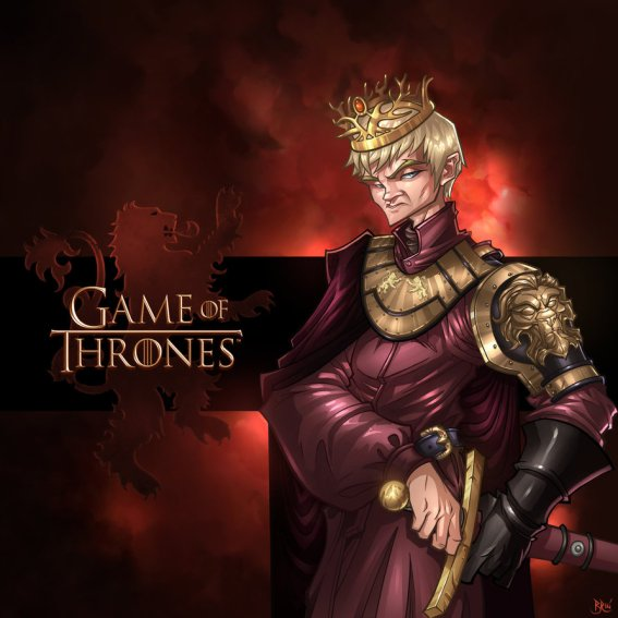 game_of_thrones__joffrey_baratheon_by_bing_ratnapala-d7ibfzy