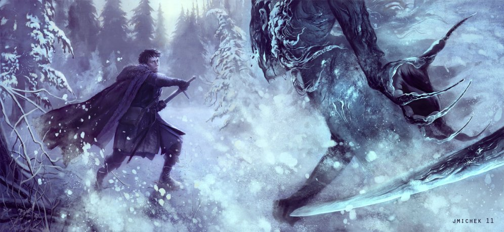 game_of_thrones__jon_snow_by_jmichek-d3epe8g