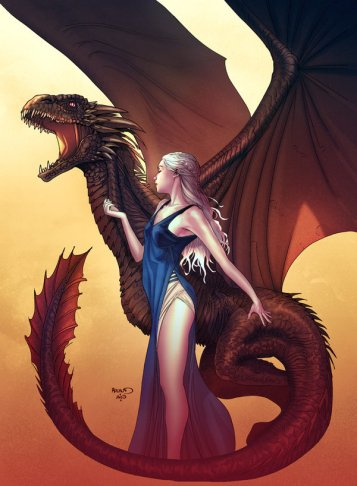 game_of_thrones_color_by_paulrenaud-d69ky1r