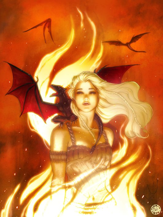 game_of_thrones_daenerys_color_by_protokitty-d5zten9