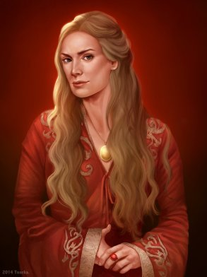 game_of_thrones_fan_art___cersei_lannister_by_ynorka-d783wll
