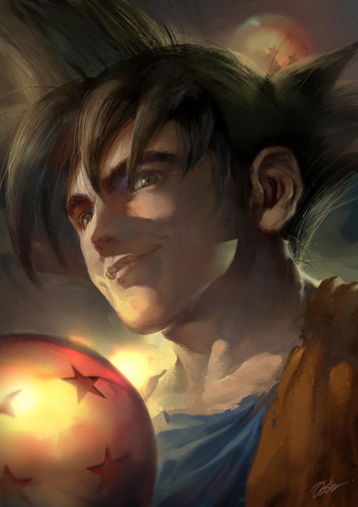goku_and_dragonball_by_joechimpanzee-d6uxvp7
