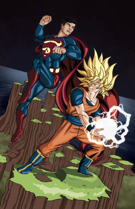 goku_vs_superman_2011_by_thelearningcurv-d3mym47