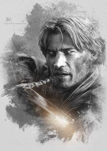 jaime_lannister___game_of_thrones_by_galen_marek-d64vi24