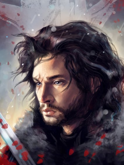 jon_snow_by_pollipo-d7u8p20