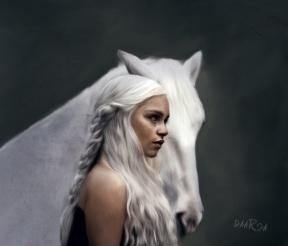 khaleesi_by_daaria-d47csx5