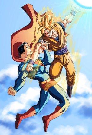 Superman_VS_Goku_by_mikemaluk