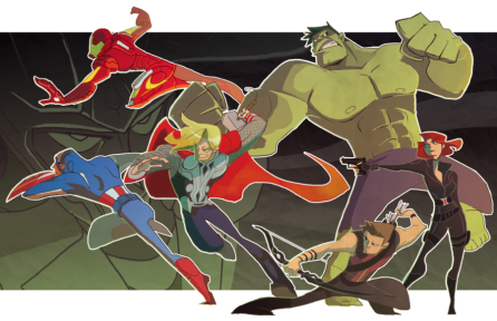 the_avengers_by_nargyle-d572ckv