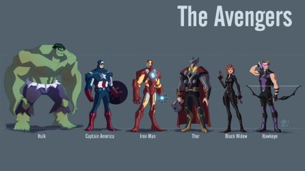the_avengers_line_up_by_ericguzman-d57rdtl