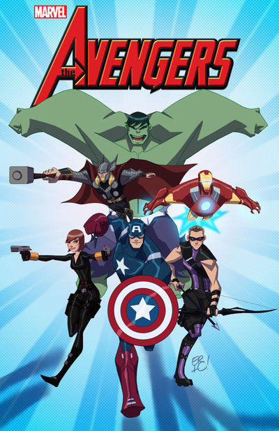 the_mighty_avengers_by_ericguzman-d6llojg